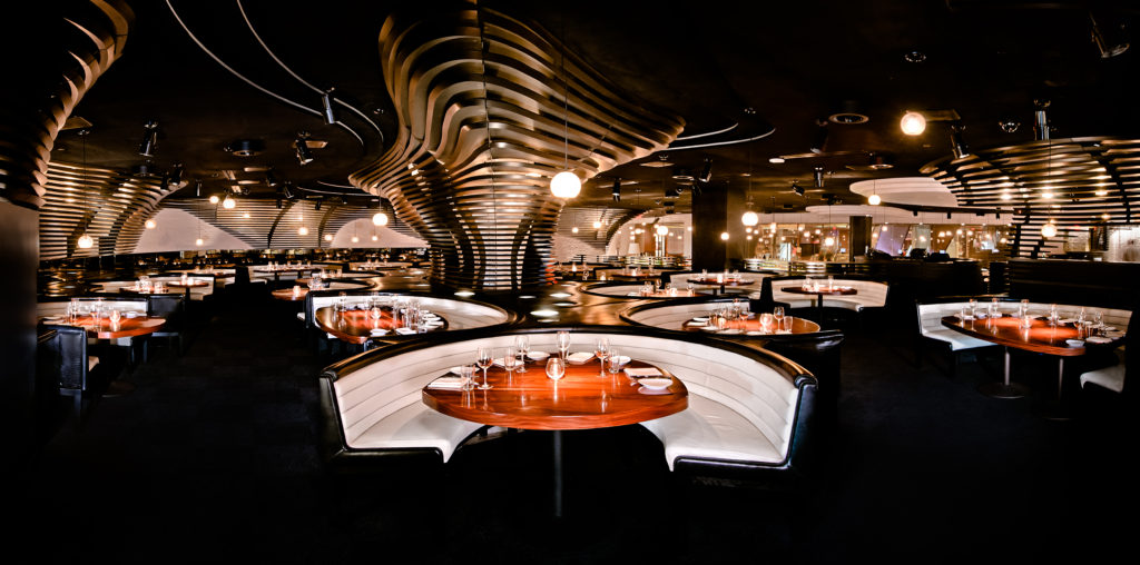 STK Las Vegas - Main Dining Room