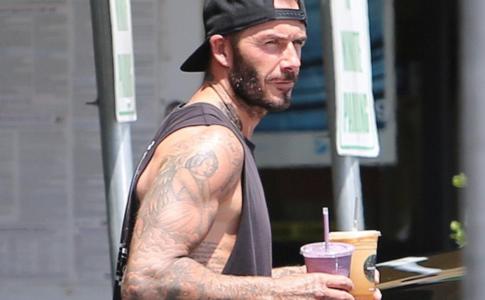 David Beckham Coffee