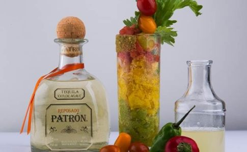 Patron International Tequila Day Bloody Mary