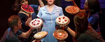 Waitress Original Cast Photo