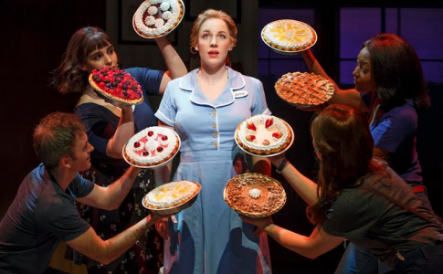 Waitress Original Cast Photo